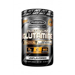 MuscleTech. Platinum Glutamine - 300 г