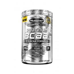MuscleTech. Platinum BCAA 8:1:1 - 200 таб