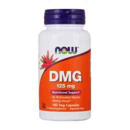 NOW. DMG 125 мг - 100 капс