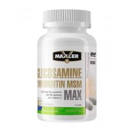 Maxler. Glucosamine-Chondroitin-MSM MAX - 90 таб