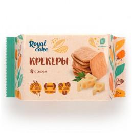Royal Cake. Протеиновые Крекеры - 84 г