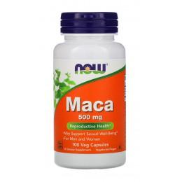NOW. Maca 500 мг - 100 капс