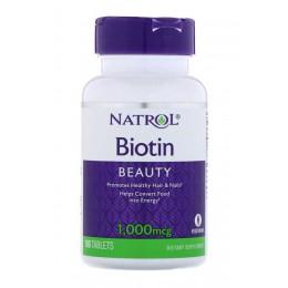 Natrol. Biotin 1000 мкг - 100 таб