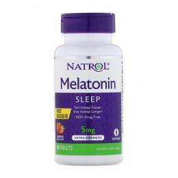 Natrol. Melatonin 5 мг - 90 таб