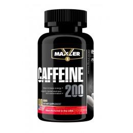 Maxler. Caffeine 200 мг - 100 капс