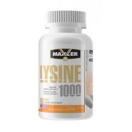 Maxler. Lysine - 1000 мг - 60 таб