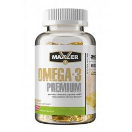 Maxler. Omega-3 Premium - 60 капс