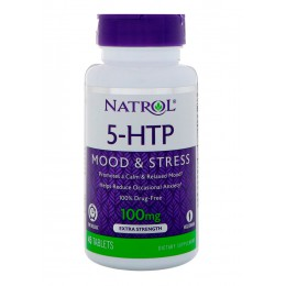 Natrol. 5-HTP 100 мг - 45 капс