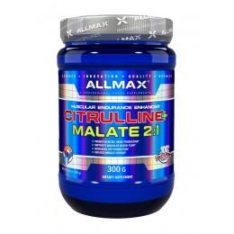 Allmax. Citrulline+malate 2:1 - 300 г