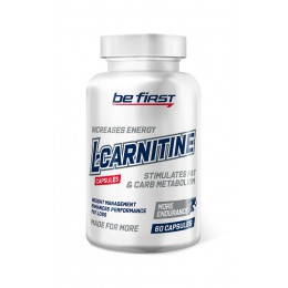 BeFirst. L-carnitine capsules - 60 капс