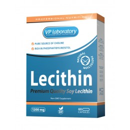VPLab. Lecithin - 60 капс