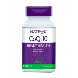 Natrol. CoQ10 - 50 мг - 60 капс