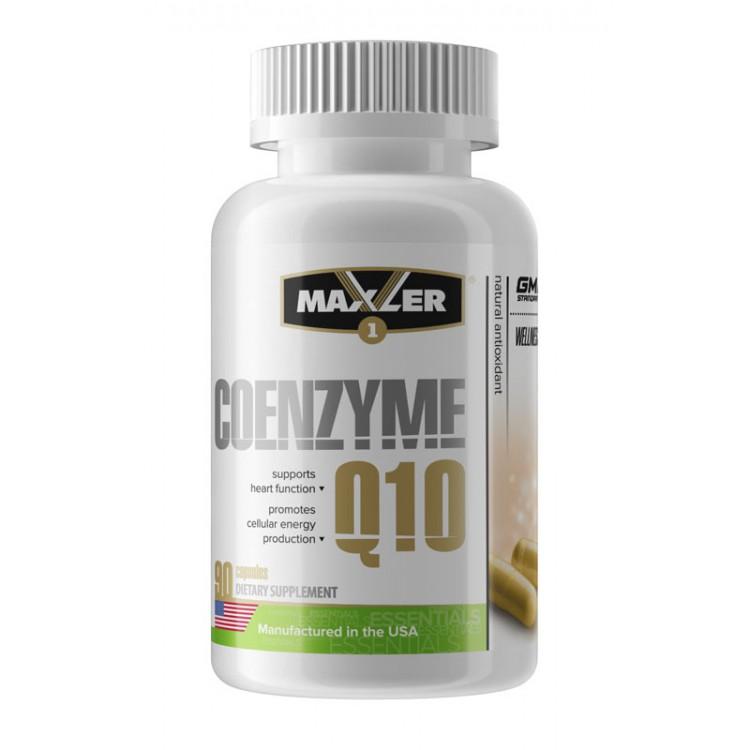 Maxler. Coenzyme Q10 - 60 капс