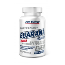 BeFirst. Guarana extract - 120 капc