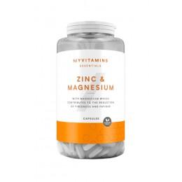 MyProtein. Zinc & Magnesium - 90 капс