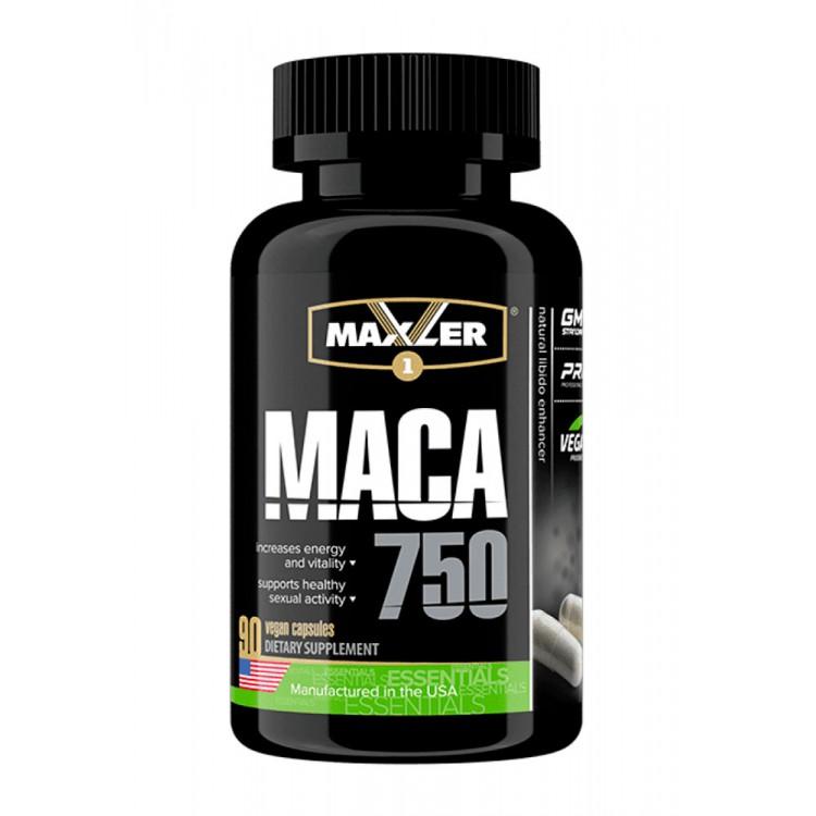 Maxler. Maca 750 - 90 капс