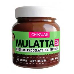 Chikalab. Mulatta Шоколадная паста с фундуком  - 250 г
