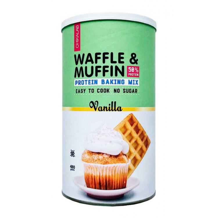 Chikalab. Waffle&Muffin (Кексы и вафли)- 480 г