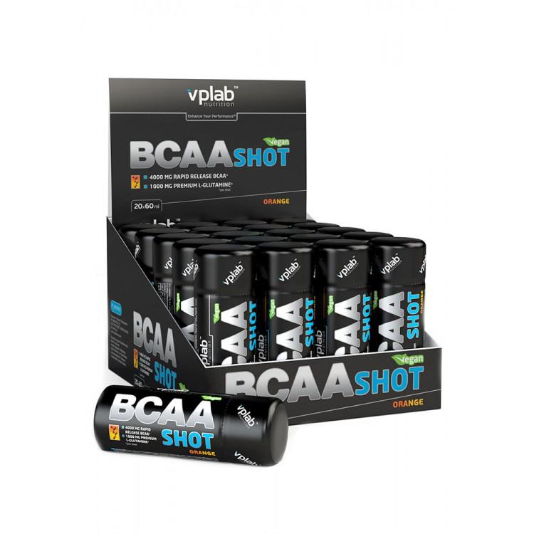 VPLab. BCAA Shot  60 мл - 1 ампула