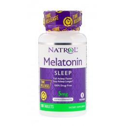 Natrol. Melatonin 5 мг - 100 таб