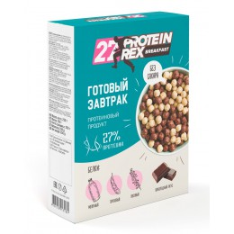 ProteinRex. Готовый завтрак - 250 г