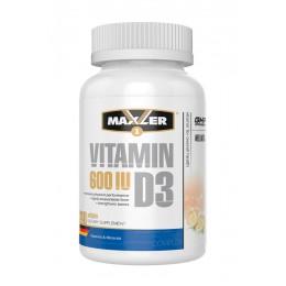 Maxler. Vitamin D3 - 240 капс