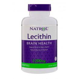 Natrol. Lecithin (1200 мг)- 120 капс
