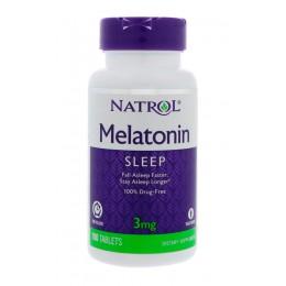 Natrol. Melatonin 3 мг - 100 таб