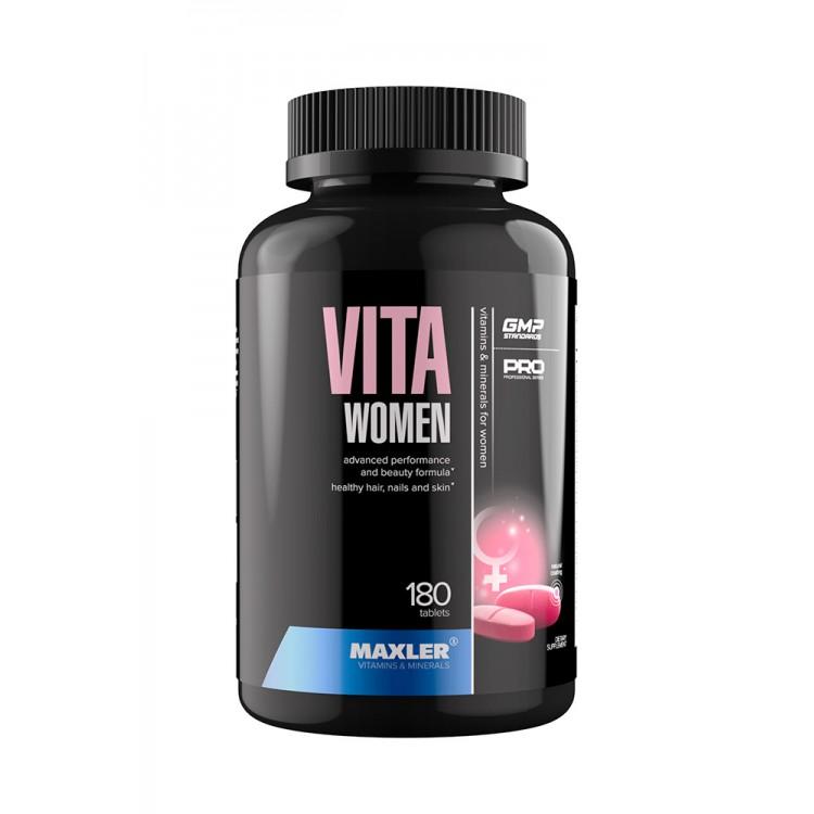 Maxler. Vita Women - 180 таб