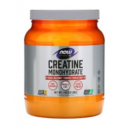 NOW. Creatine Monohydrate - 1000 г
