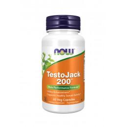 NOW. Testo Jack 200 - 60 капс