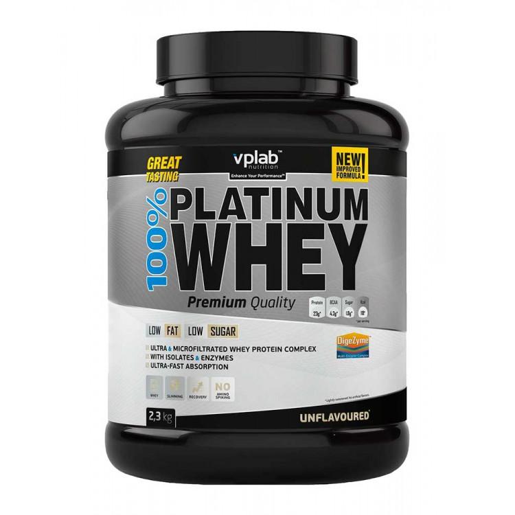 VPLab. 100% Platinum Whey - 2300 г