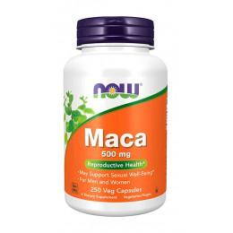 NOW. Maca 500 мг - 250 капс
