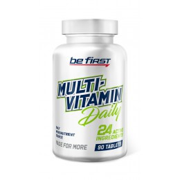 BeFirst. Multivitamin Daily - 90 таб