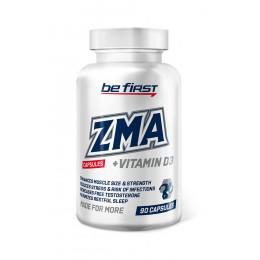 BeFirst. ZMA + vitamin D3 - 60 капс