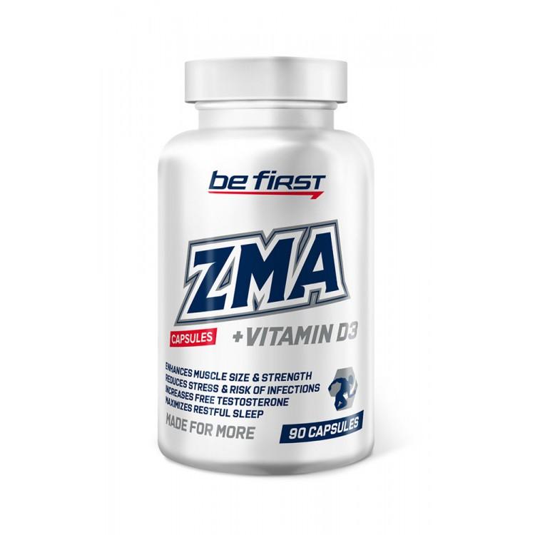 BeFirst. ZMA + vitamin D3 - 90 капс