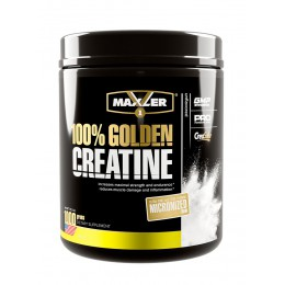 Maxler. 100% Golden Creatine - 1000 г (банка)
