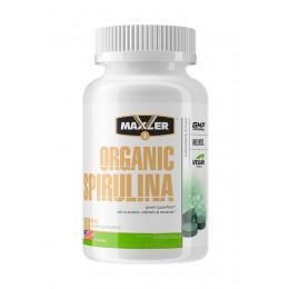 Maxler. Organic Spirulina - 180 таб