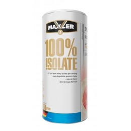 Maxler. 100% Isolate (carton can) - 450 г