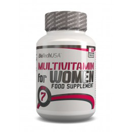 BioTech. Multivitamin for Women - 60 таб