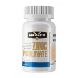 Maxler. Zinc Picolinate 50 мг - 60 таб