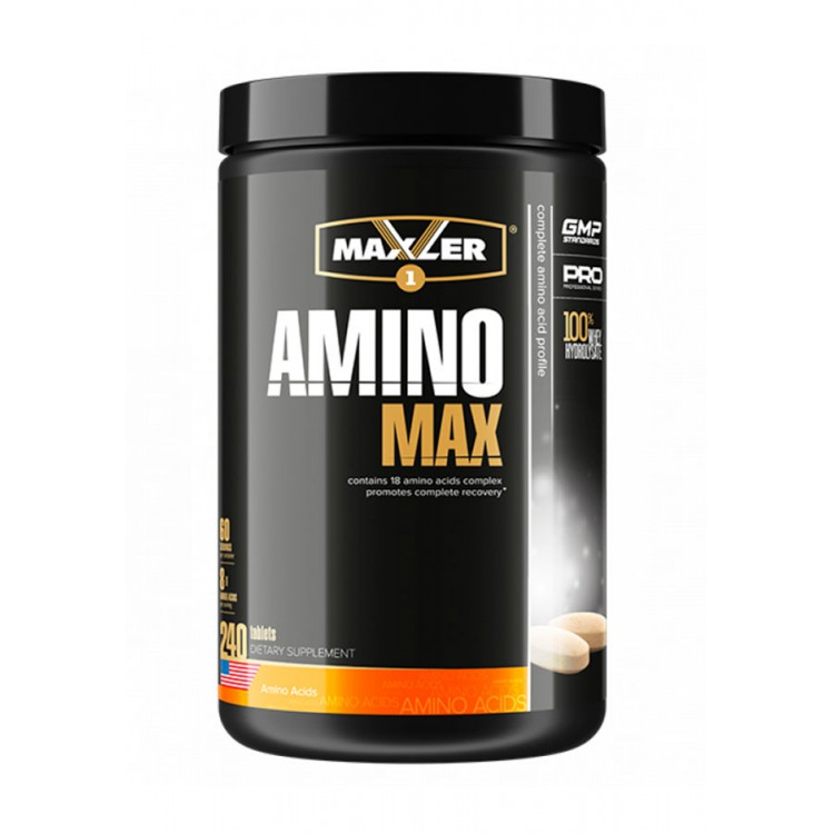 Maxler. Amino Max Hydrolysate - 240 таб