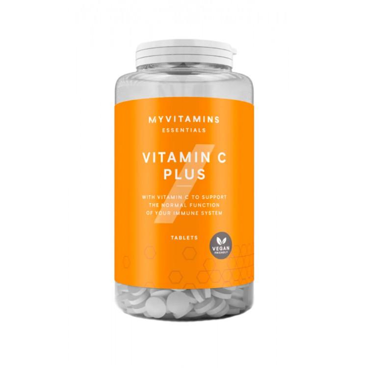MyProtein. Vitamin C Plus - 60 таб