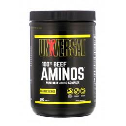 Universal. 100% Beef Aminos - 200 таб