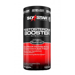 SixStar. Testosterone booster - 60 капс