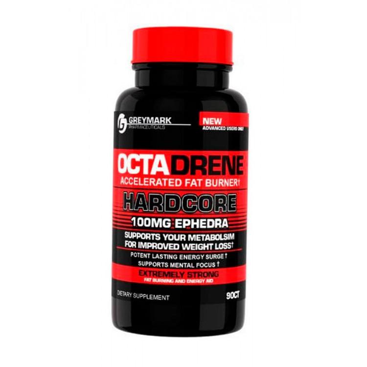 IDLlabs. Octadrene Hardcore 100 мг - 90 капс
