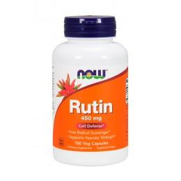 NOW. Rutin 450 мг - 100 капс