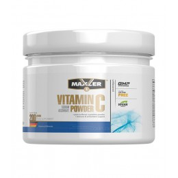 Maxler. Vitamin C Sodium Ascorbate Powder - 200 г