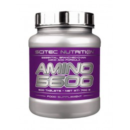 Scitec. Amino 5600 - 500 таб
