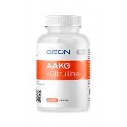 GEON. AAKG+citrulline - 90 капс